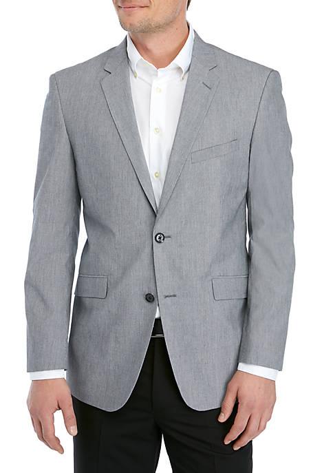 Stripe Stretch Sportcoat