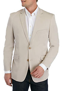 Madison Putty Solid Stretch Sportcoat