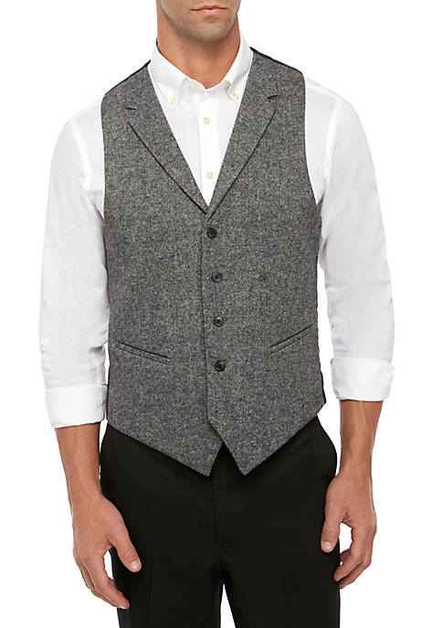 Madison Gray Donegal Vest