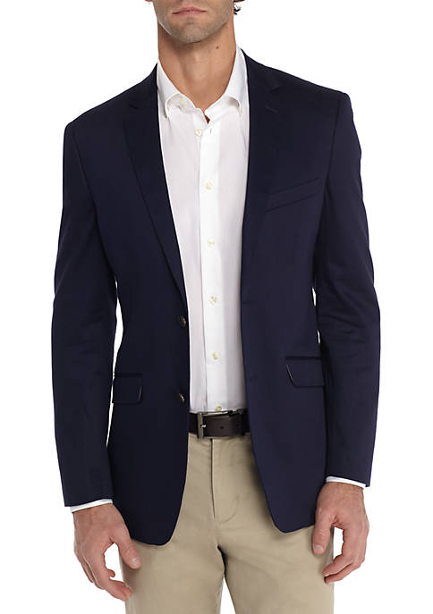 Madison Blue Stretch Cotton Sportcoat