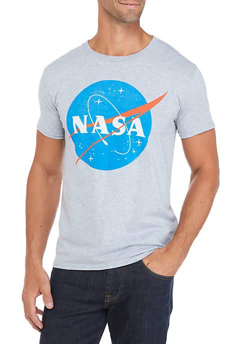 BioWorld Nasa Logo Short Sleeve Tee