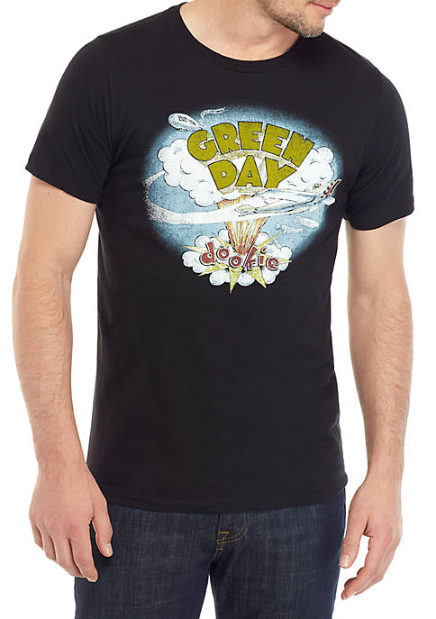 Green Day Dookie Graphic T Shirt