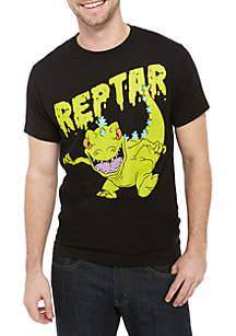 BioWorld Rugrats Reptar Graphic T Shirt