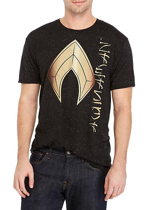Aquaman Icon Short Sleeve Shirt
