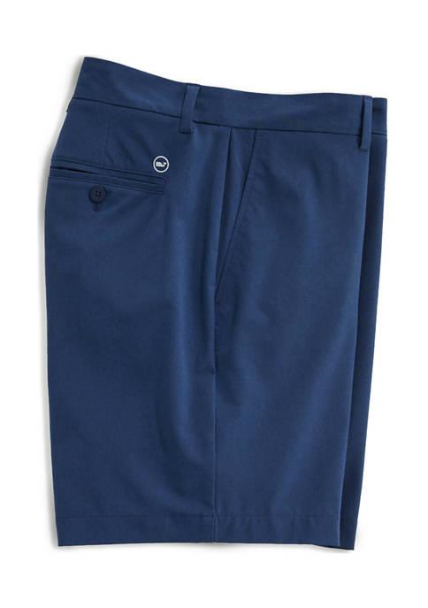 Mens 9 Inch Performance Breaker Shorts