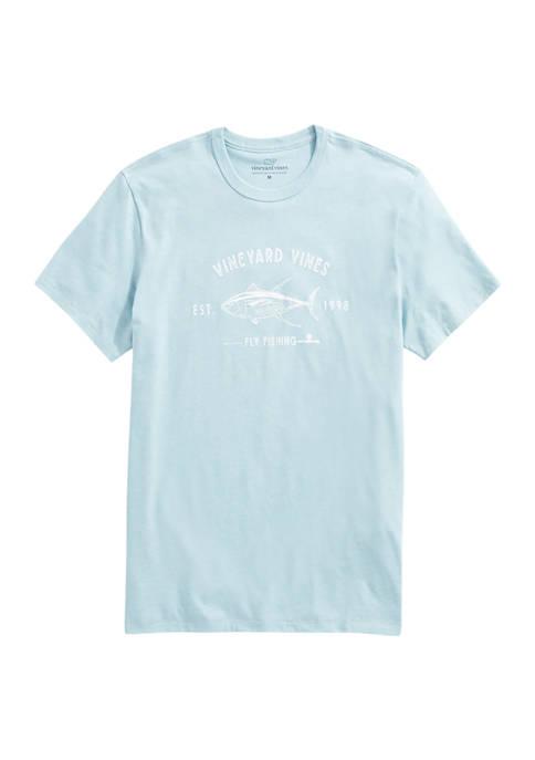 Tuna Fly Fishing Short-Sleeve Dunes T-Shirt