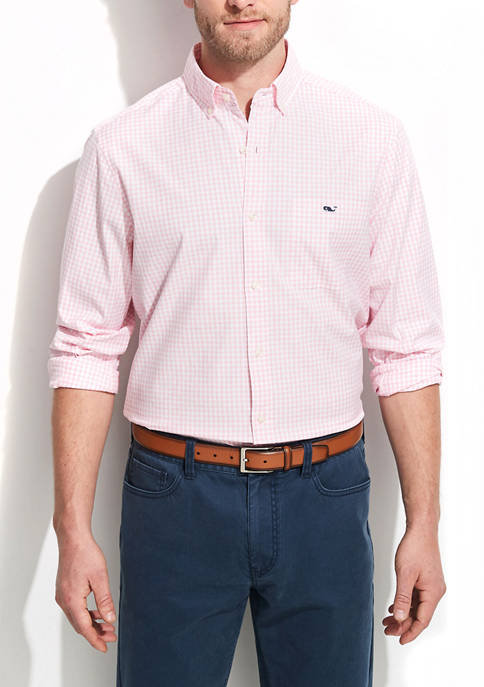 Vineyard Vines Classic Fit Aberdeen Tucker Button-Down Shirt