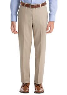 Lauren Ralph Lauren Boys 8-20 Plain Tan Wool Straight Pants