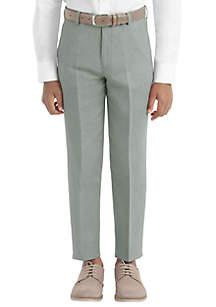 Lauren Ralph Lauren Boys 8-20 Plain Sage Linen Pants