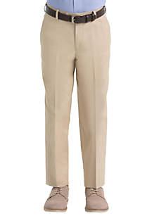 Lauren Ralph Lauren Boys 8-20 Plain Tan Cotton Pants