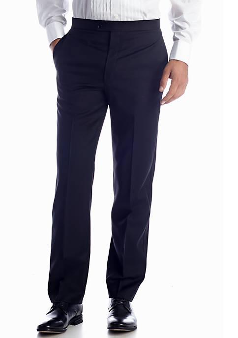 Classic Fit Eagan Tuxedo Flat Front Pants