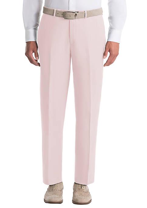 Plain Pink Linen pants