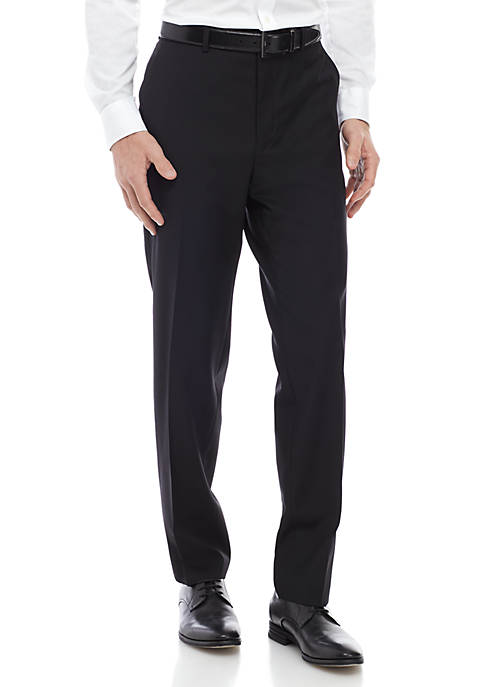 Lauren Ralph Lauren Black New Ultra Flex Pants