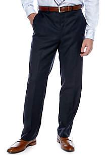 Lauren Ralph Lauren Classic Fit Ultraflex Windowpane Suit Separate Pants