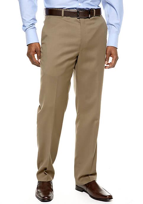 Lauren Ralph Lauren Tailored Clothing Tan Suit Separate Pants