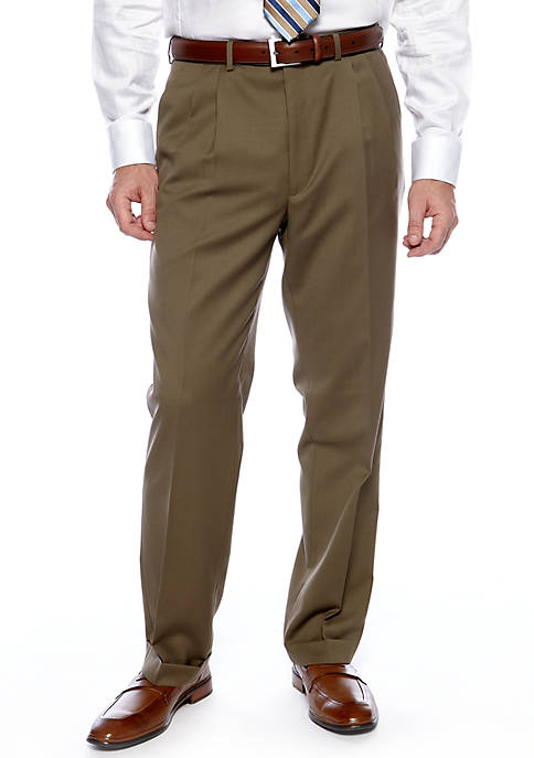Tan Suit Separate Pants