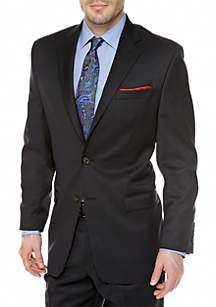Big & Tall Ultraflex Portly Suit Separate Coat