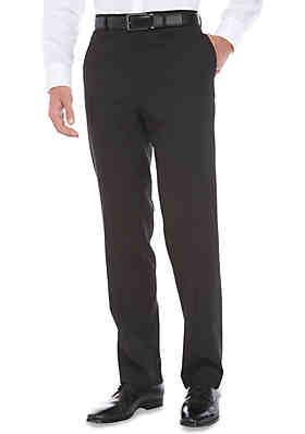 62f0691b8 Lauren Ralph Lauren Ultraflex Stretch Flat Front Pants ...