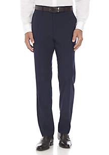 Navy Stretch Dress Pants