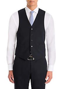 Lauren Ralph Lauren Plaid Wool Vest
