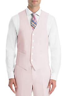 Lauren Ralph Lauren Plain Linen Vest