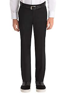 Lauren Ralph Lauren Boys 4-7 Plain Black Woolen Pants