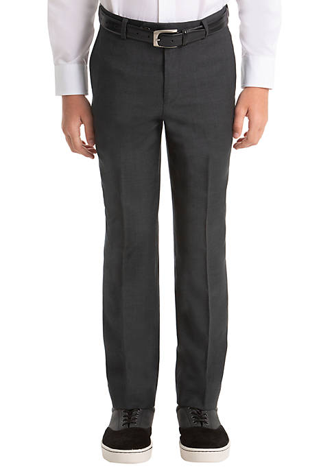 Lauren Ralph Lauren Boys 4-7 Plain Gray Woolen