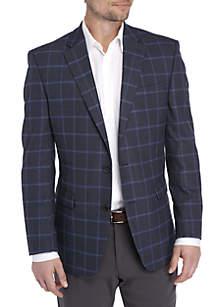 42dced82d4ed ... Lauren Ralph Lauren Blue Grey Tile Sportscoat