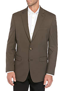 Lauren Ralph Lauren Tan Plaid Sport Coat