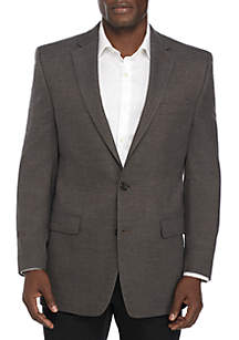 Big & Tall Tic Stretch Sport Coat