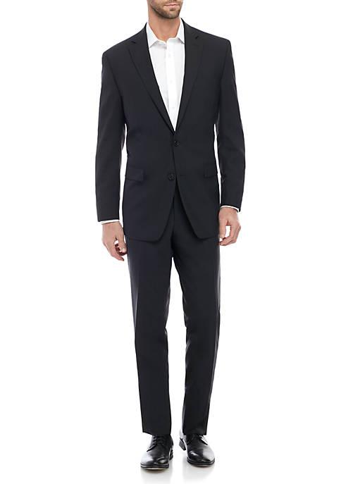 Lauren Ralph Lauren Black Ultra Flex Suit