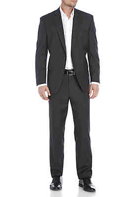 a9f08620a52 Lauren Ralph Lauren 2-Piece Stripe Suit ...