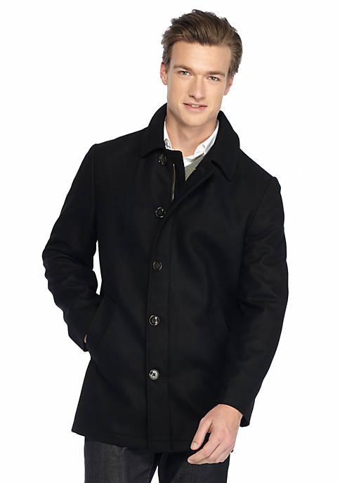 Lauren Ralph Lauren Five-Button Overcoat