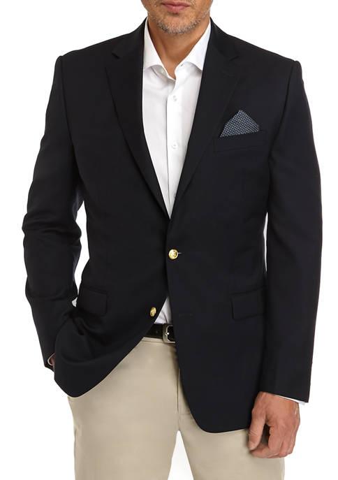 New Navy Ultra Flex Sport Coat