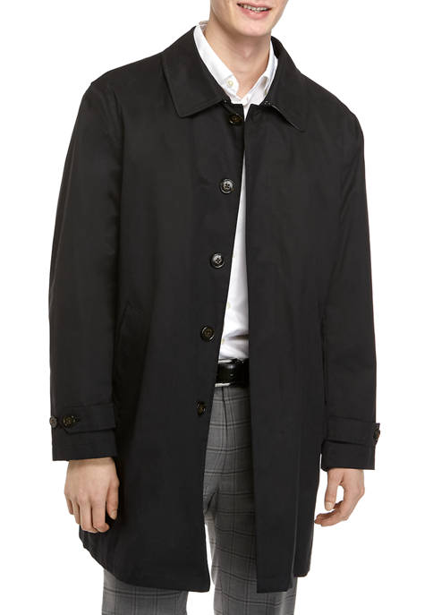 Mens Lakewood Black Coat