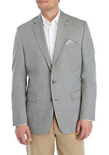 Lauren Ralph Lauren Light Gray Solid Sportcoat