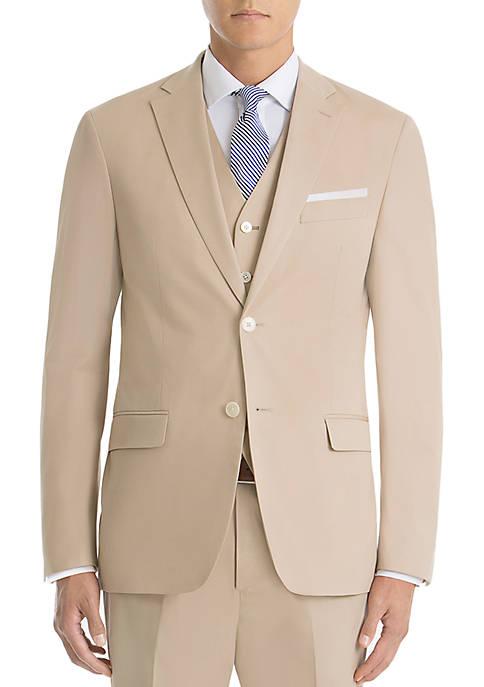 Plain Tan Coat