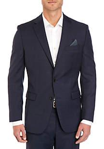 Lauren Ralph Lauren Blue Plaid Sport Coat