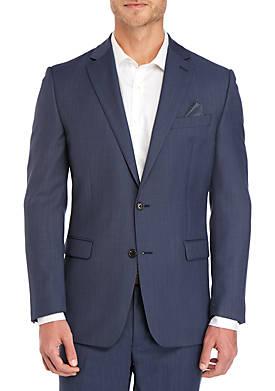 Blue Tic Sport Coat