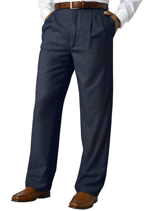 Lauren Ralph Lauren Mens Pleated Dress Pants