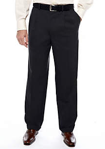 Classic Fit Total Comfort Pleated Dress Pants