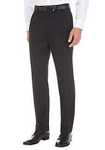 Lauren Ralph Lauren Ultraflex Stretch Pleated Pant