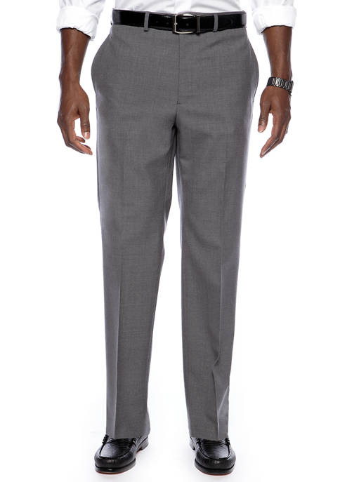 Lauren Ralph Lauren Mens Flat Front Dress Pants