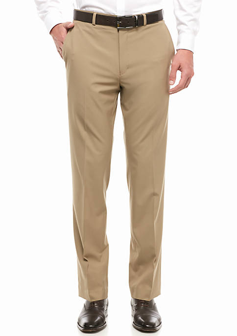 Lauren Ralph Lauren Slim Fit Stretch Pants