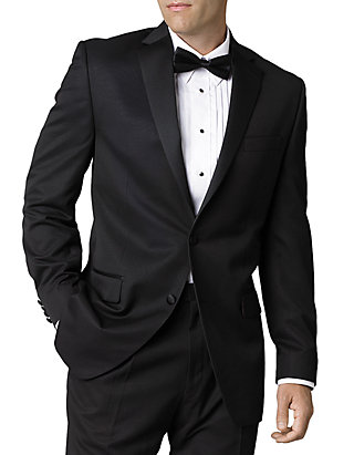 structural disablities official shop picked up Tuxedo Black Classic Fit Jacket