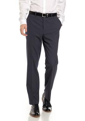 Blue Stripe Suit Separate Pants