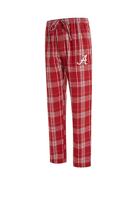 College Concepts NCAA Alabama Crimson Tide Hillstone Flannel