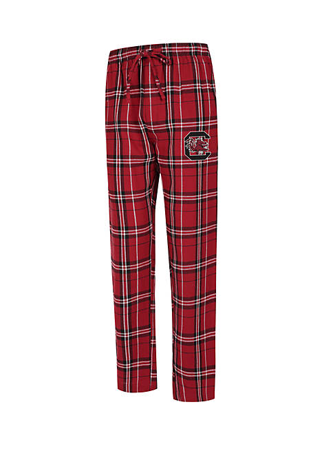 College Concepts NCAA South Carolina Gamecocks Hillstone Flannel