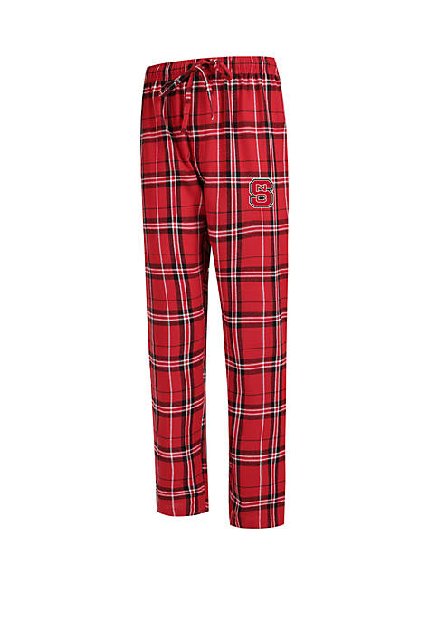 College Concepts NCAA NC State Wolfpack Hillstone Flannel
