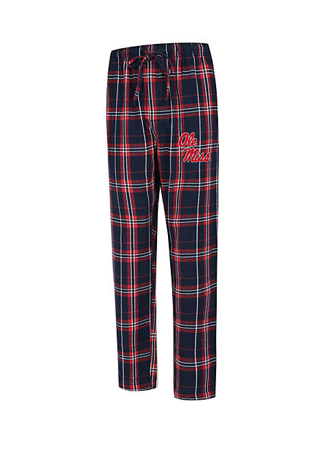 College Concepts NCAA Ole Miss Rebels Hillstone Flannel